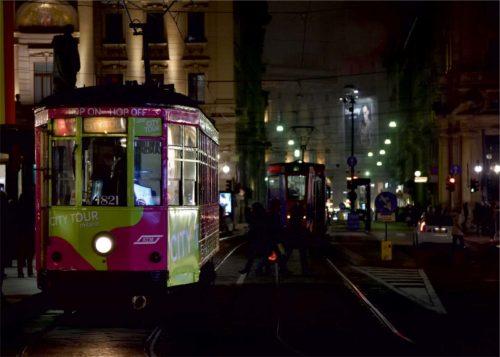 Миланский-трамвайчик